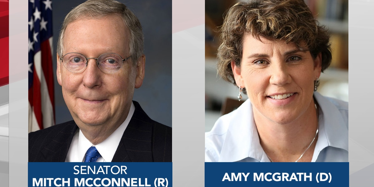 McConnell-McGrath debate in Lexington, Ky.