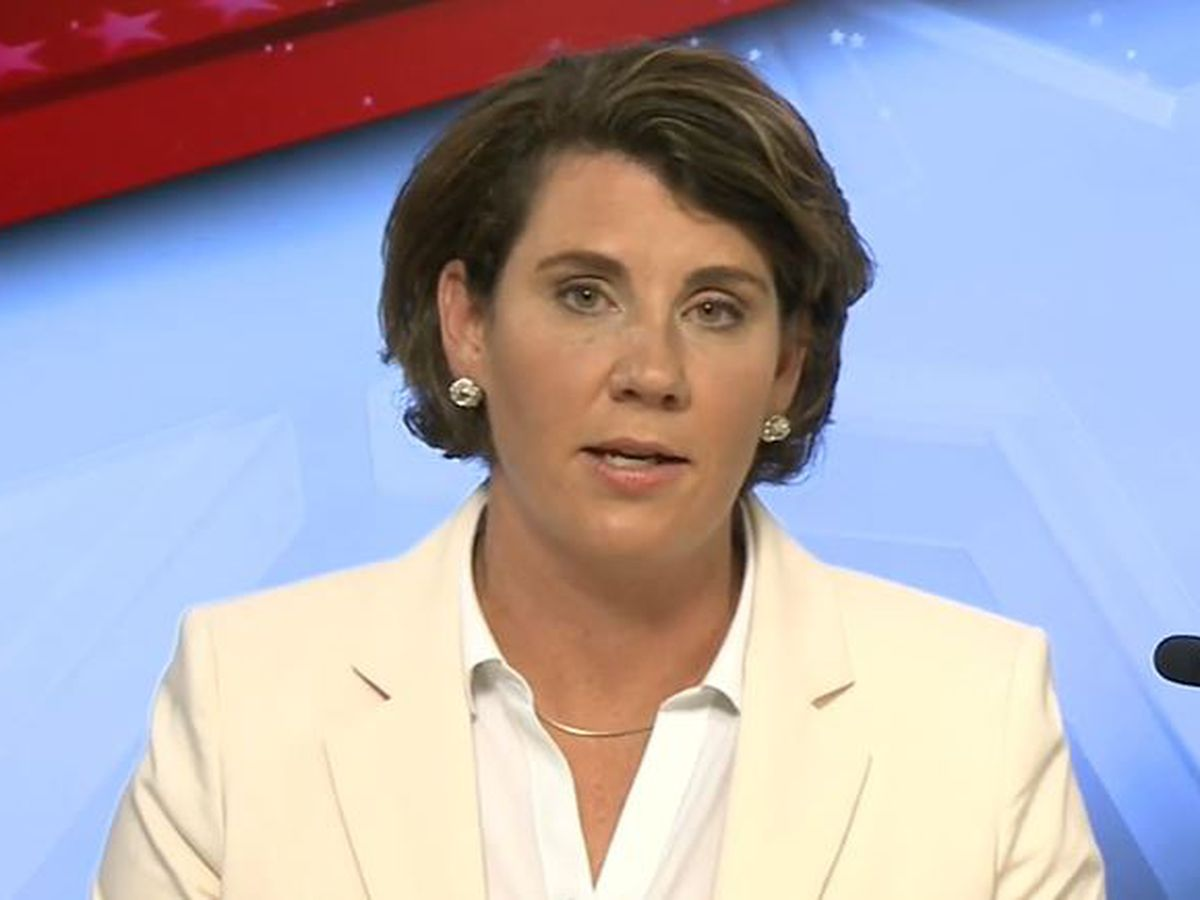 Ky. Senate candidate Amy McGrath to make campaign stop in Paducah
