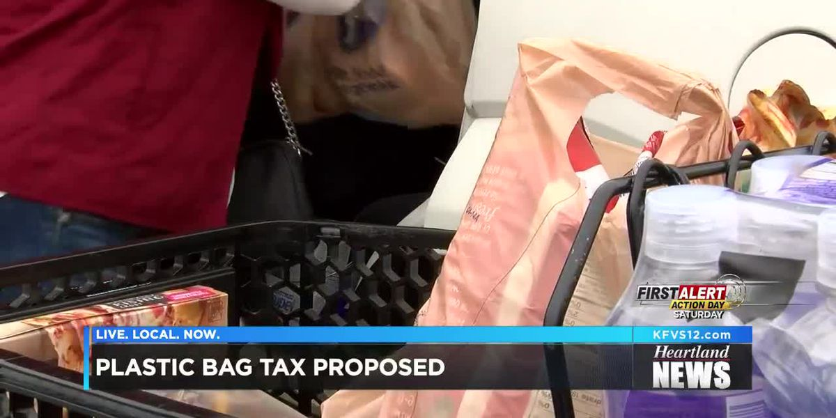 Plastic bag tax proposed in IL