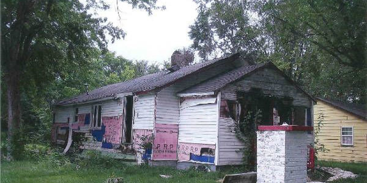 Abandoned homes in Mt. Vernon to be demolished in July