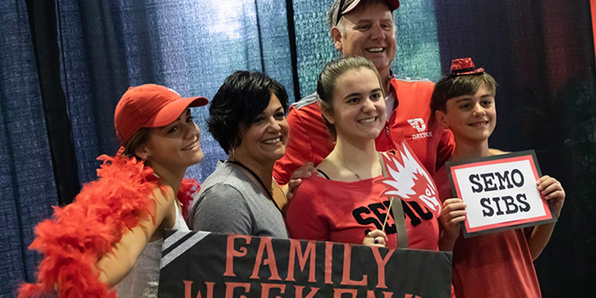 Southeast Missouri State to celebrate Family Weekend