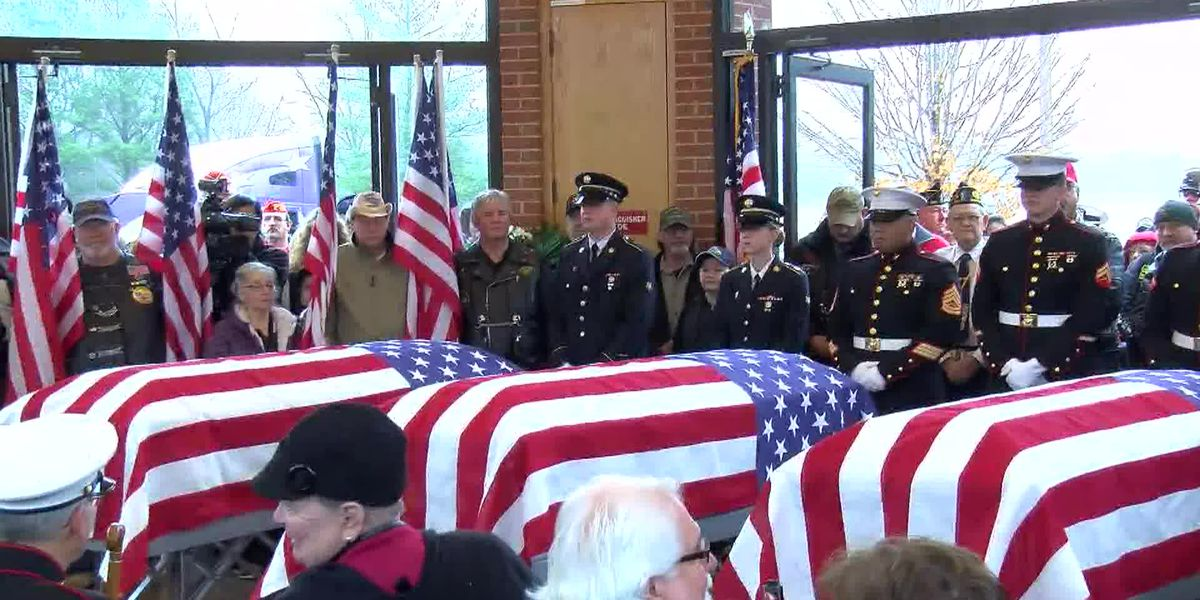 Community steps in to give unclaimed veterans a proper burial