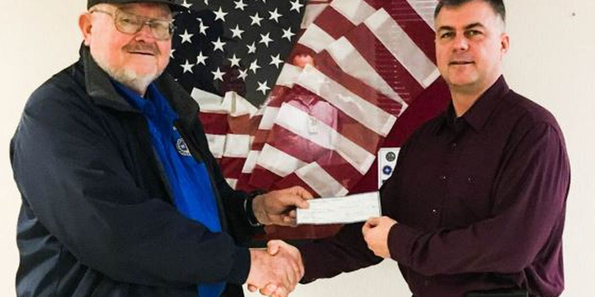VFW, VVA donates to John J. Pershing VA Medical Center's veteran's concert