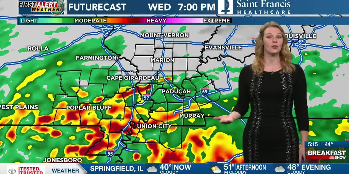 First Alert Weather at 5 a.m. 10/28