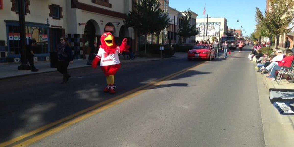 Parking restrictions in place for SEMO Homecoming parade