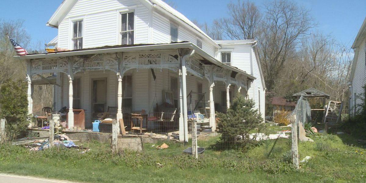 Kentucky flood victims still begging for help