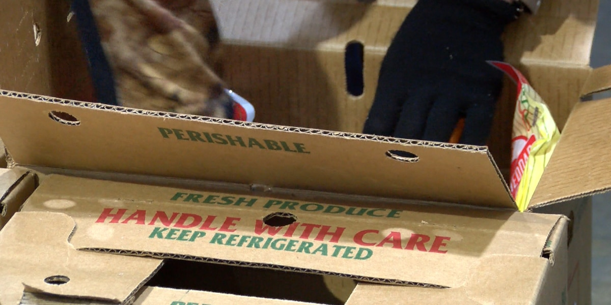 Southern Illinois group gears up to feed families impacted by pandemic