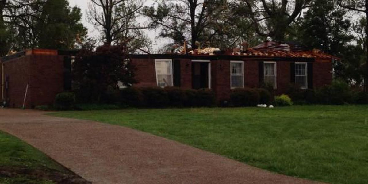 Tornado aftermath coverage - EF2 tornado in Obion County - Banned for life