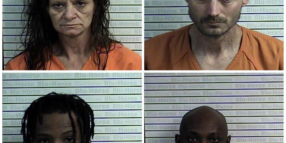 4 accused of bribes, theft, drugs in Graves County, KY