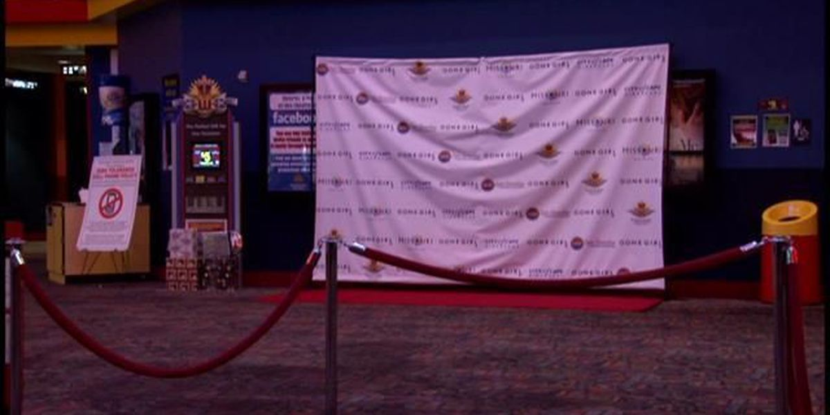 Red carpet rolled out for 'Gone Girl'