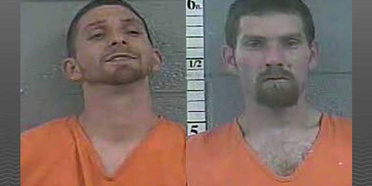 KY step-brothers arrested following wild police chase