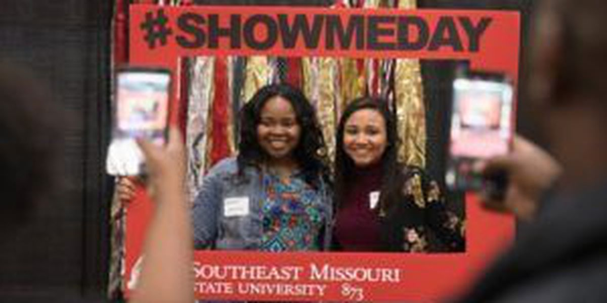 Attend Show Me Day if you'd like to be a Southeast Redhawk