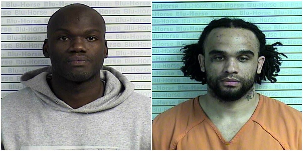 2 inmates charged with assault against fellow inmate at