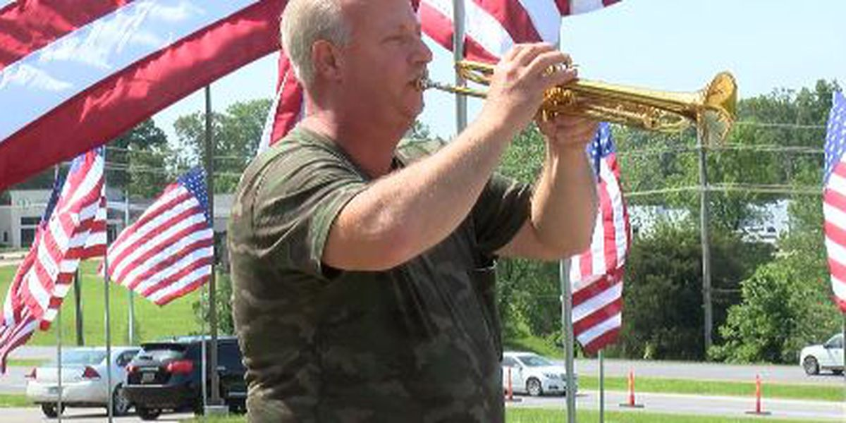 Memorial Day service held at Cape County Park North